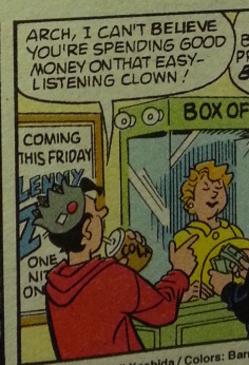 Jughead lays it out.