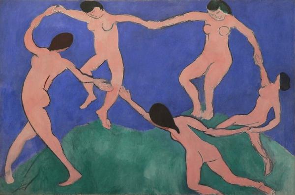 Henri Matisse, Dance II
